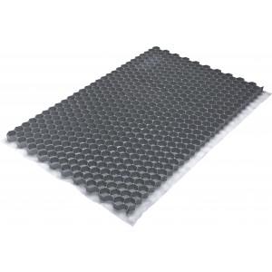 Grindplaat grijs 1176x764x32mm