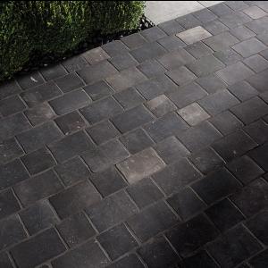 Cobble grey 20x20-30x3cm