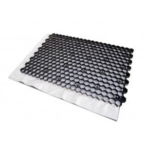 Grindplaat zwart 1190x786x30mm